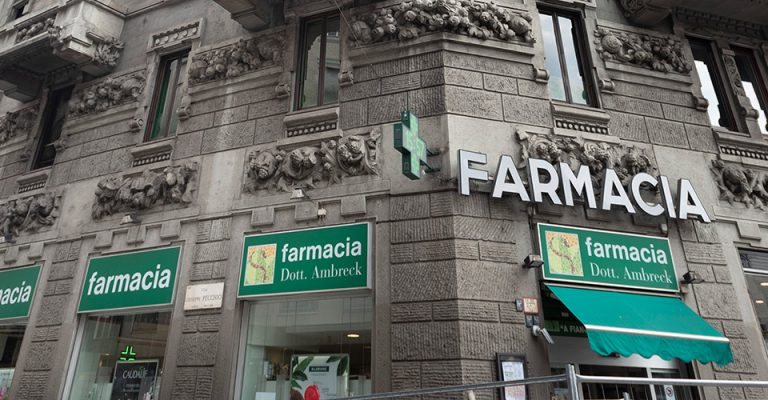 Farmacia Ambreck