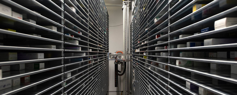 Magazzini automatizzati - Bertero Technologies